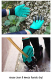 Garden Genie Gloves with Fingertips