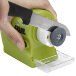 MOTORIZED KNIFE SHARPENER