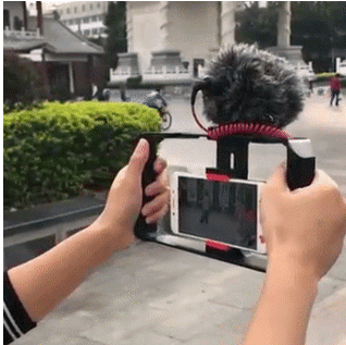 Mighty Mobile Vlogging Rig
