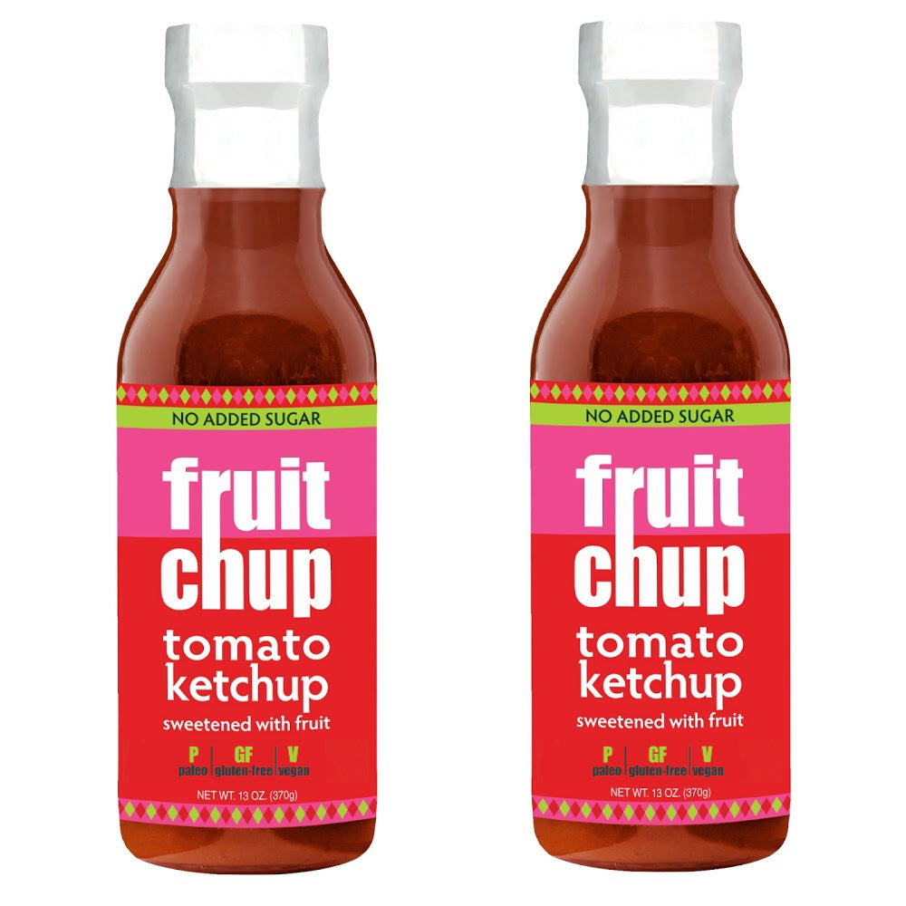 Fruitchup Paleo Tomato Ketchup 2-Pack