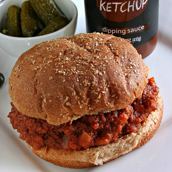 Smoky Date Not Ketchup Sloppy Joes Recipe