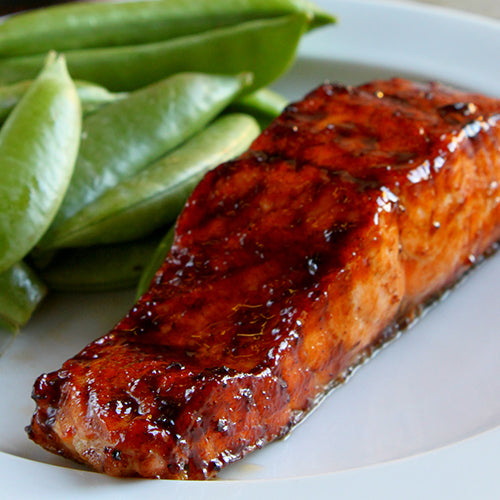 CHERRY CHIPOTLE SALMON