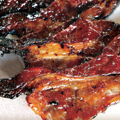 NOT KETCHUP GLAZED BACON