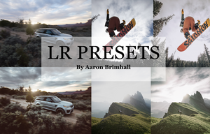 LR Presets by Aaron Brimhall