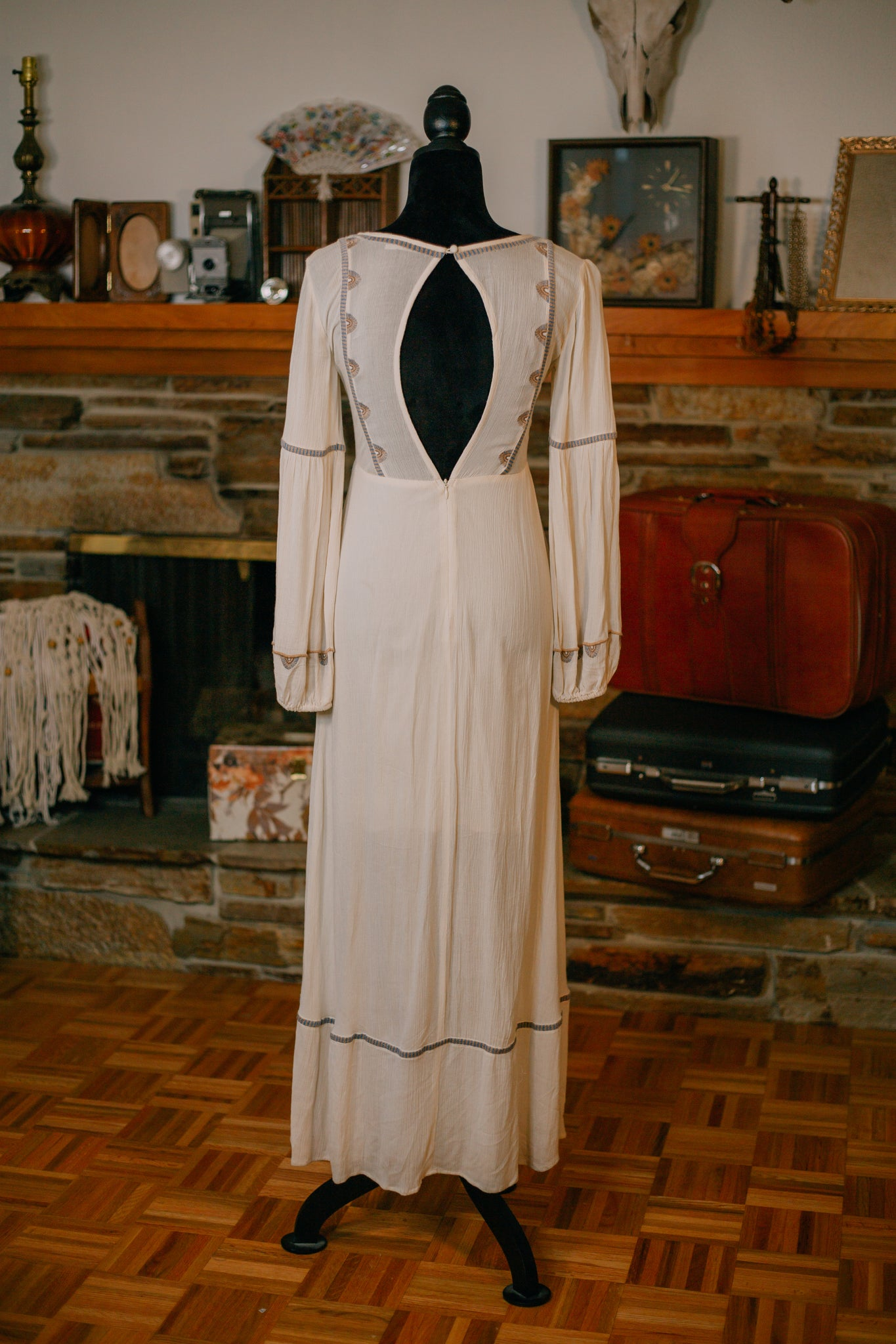 Vintage Free People Wedding Dress - Gypsie Souls