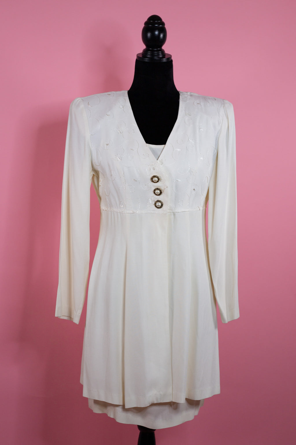 Vintage Scarlett Casual Wedding Dress w/ Jacket - Gypsie Souls