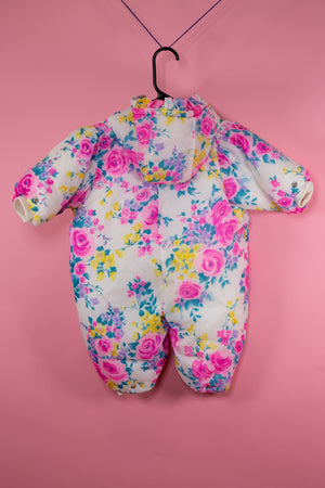 Vintage 80's Alpine Way Infant Snow Suit - Gypsie Souls