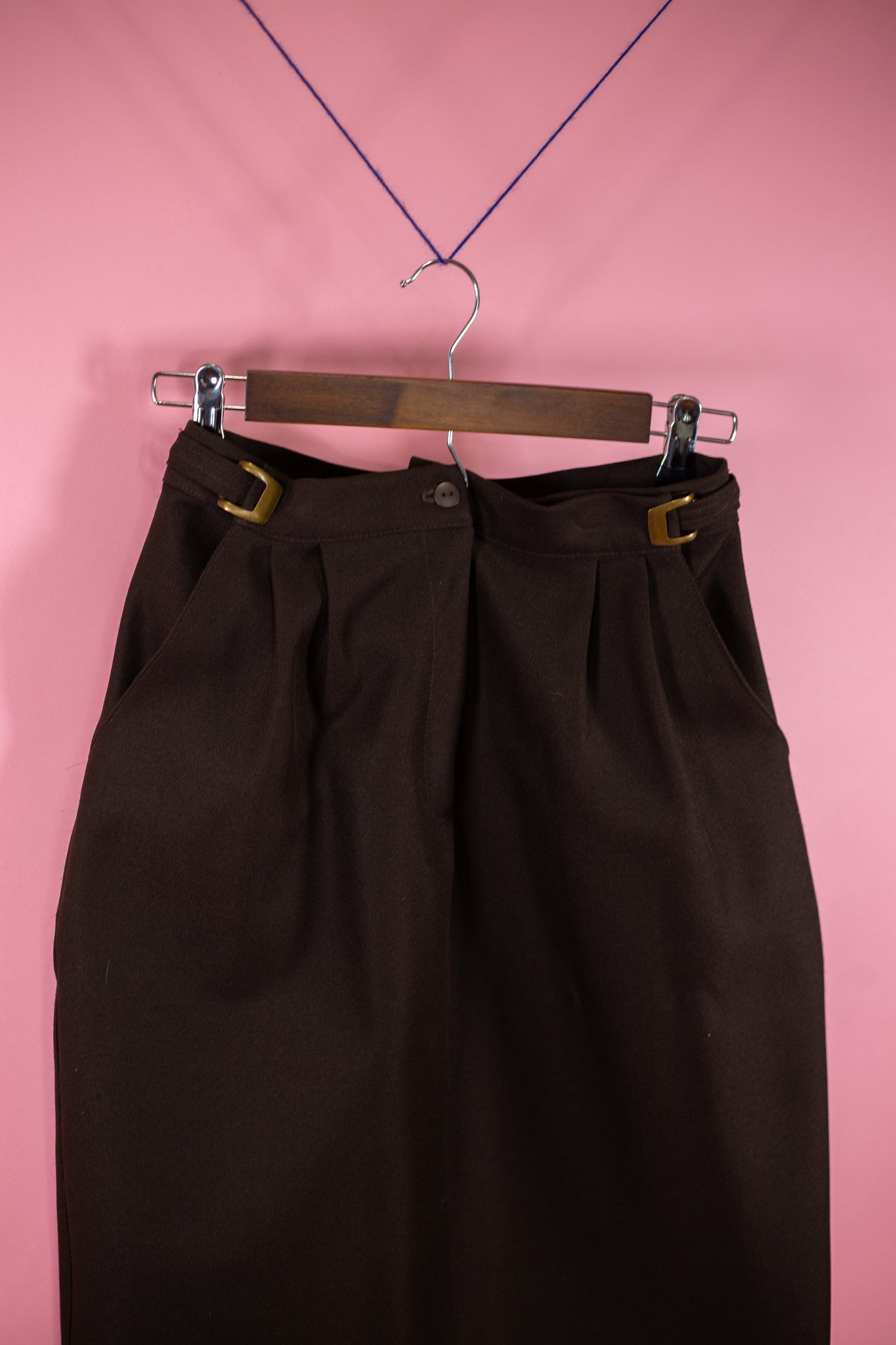 Vintage Blair Boutique Brown Skirt - Gypsie Souls