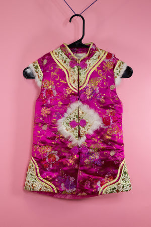 Vintage Kids Traditional Chinese Dress - Gypsie Souls
