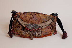 Vintage Mary Frances Beaded Handbag - Gypsie Souls