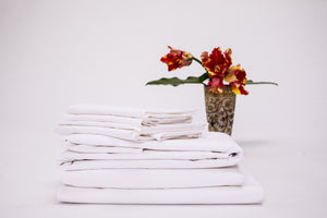 Metzuyan 500 Cotton Sateen Sheets