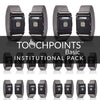 TouchPoints™ Basic Institutional Pack (10 sets)