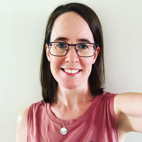 Erika Mayall Guest blogger for Rhythm Jewellery and dance physiotherapist