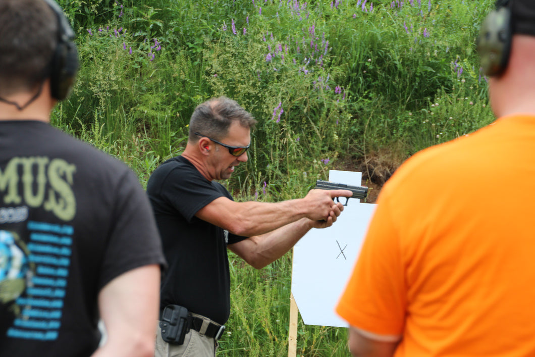 Introduction to Defensive Handgun