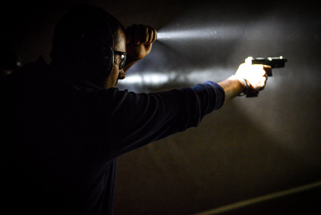 Low Light/No Light Handgun