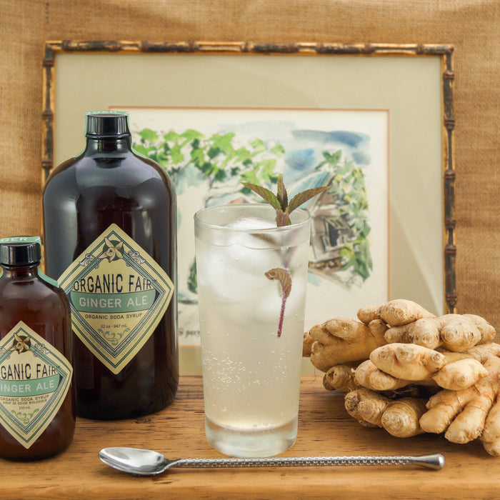 Get to Know Our Ginger Ale