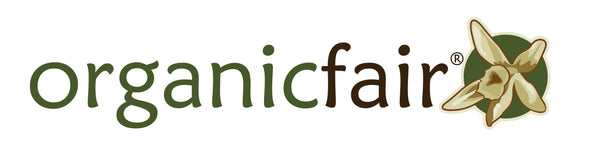 organic fair inc. logo