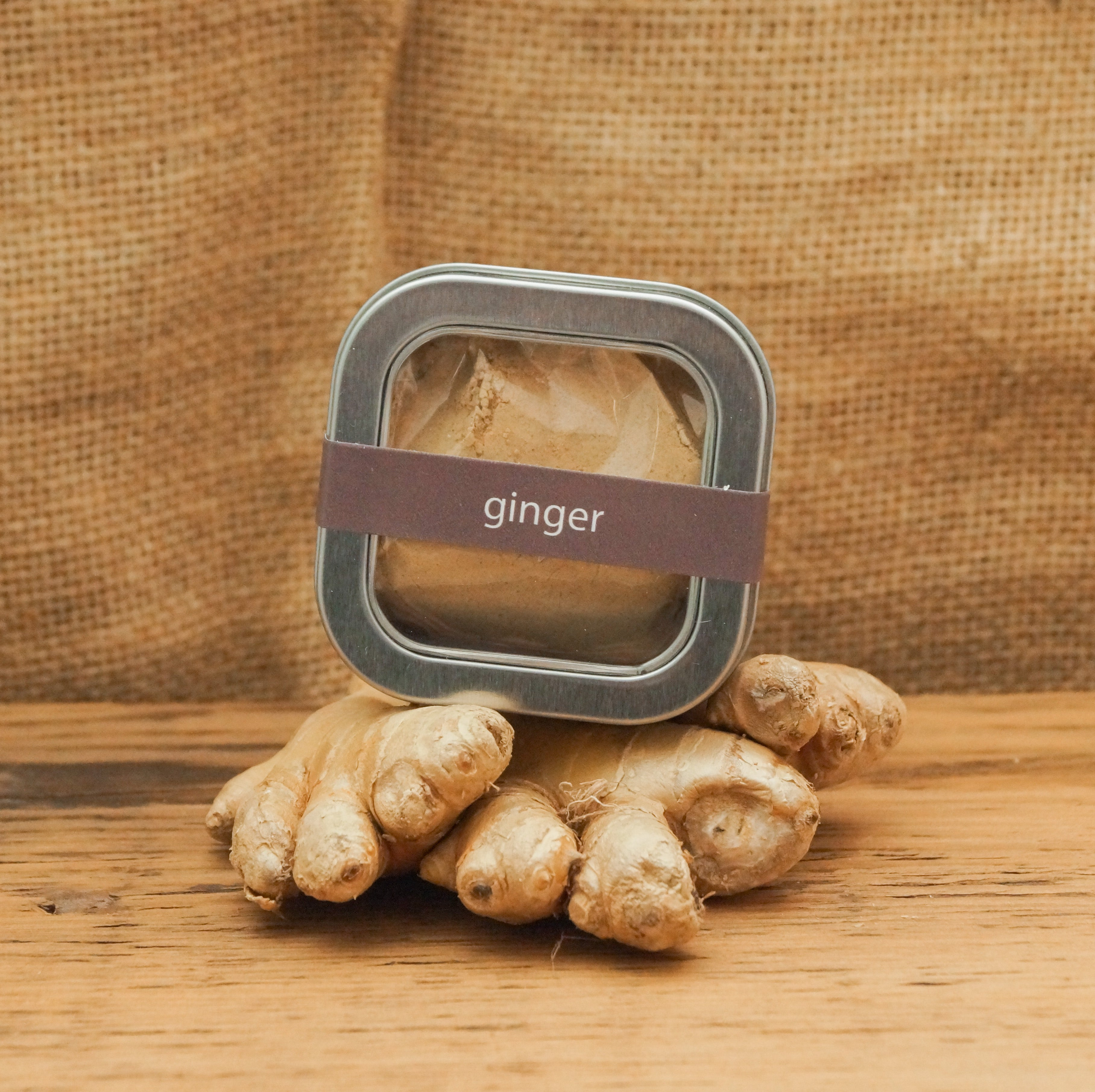 Organic Ginger Bundle