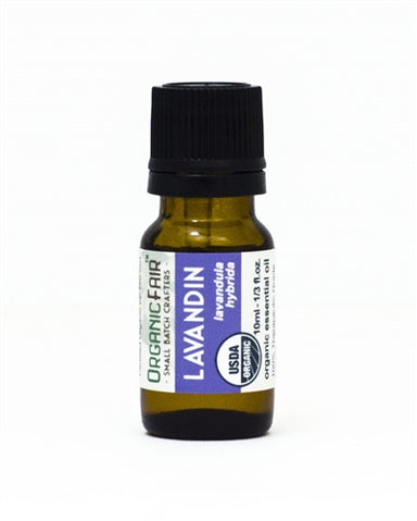organicfair lavandin essential oil