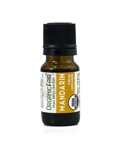 organicfair mandarin essential oil