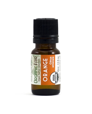 organicfair orange essential oil