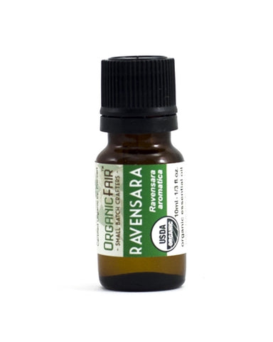 organicfair ravensara essential oil