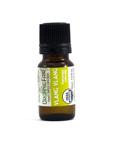 organicfair ylang ylang essential oil