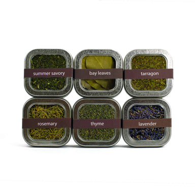 organicfair taste of france spice set