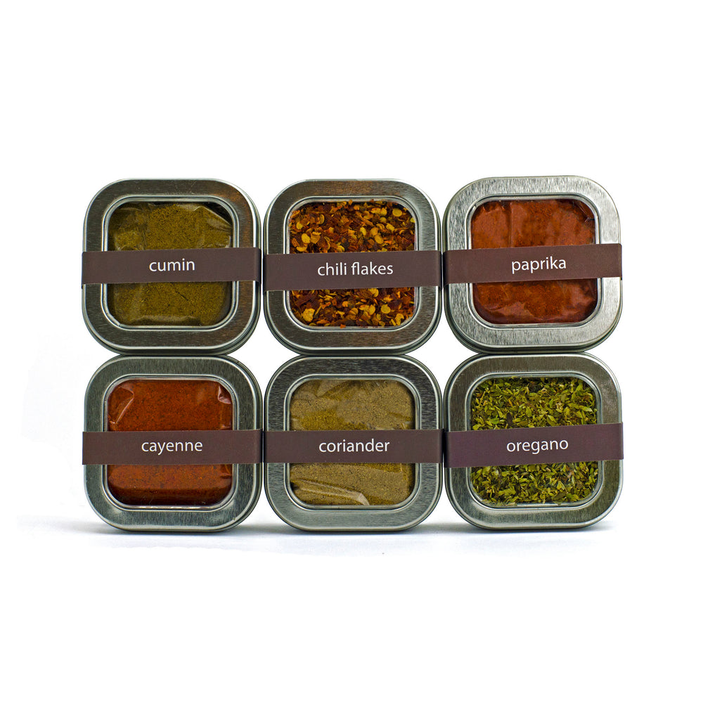 organicfair taste of mexico spice set