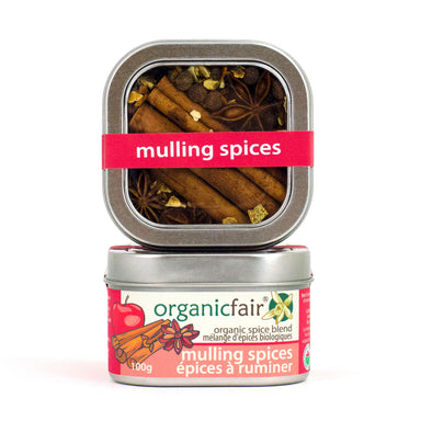 organicfair mulling spices tin