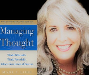 Mary Lore, Thought Leader, Public Speaker, Award-Winning Author and Mentor to Leaders and Key Influencers Around the World