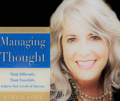 Mary J. Lore, Thought Leader, Public Speaker, Award-Winning Author and Mentor to those who influence many