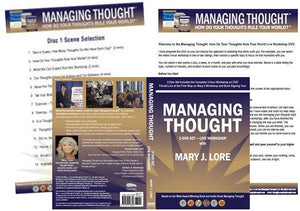 Live 3-Hour Workshop Video Cover, Table of Contents and Introduction by Mary J. Lore (PDF)