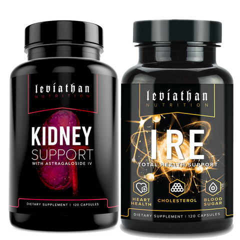 Kidney & General Health Stack (Kidney Support + IRE)