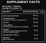 Leviathan Nutrition Kidney Support