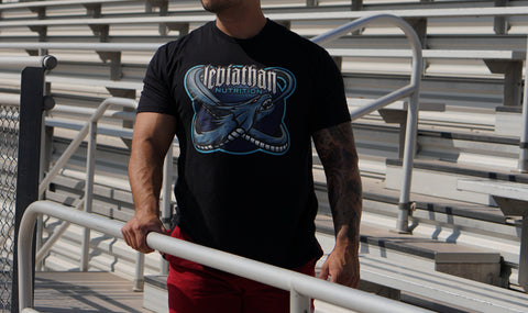 Leviathan Nutrition Shirt *with Logo*