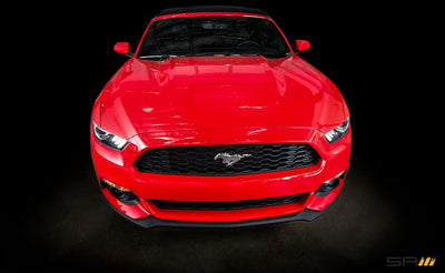 Ford Mustang 2015-2018 Front Bumper Protection Scrape Armor