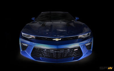 Scrape Armor Front Bumper Protection for Camaro SS 2016-2018