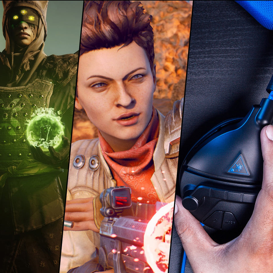 2019's Best Console Games and the Best Headsets to Play Them With