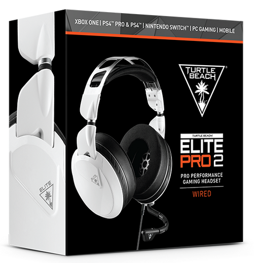 Elite Pro 2 Solo Package Image - White