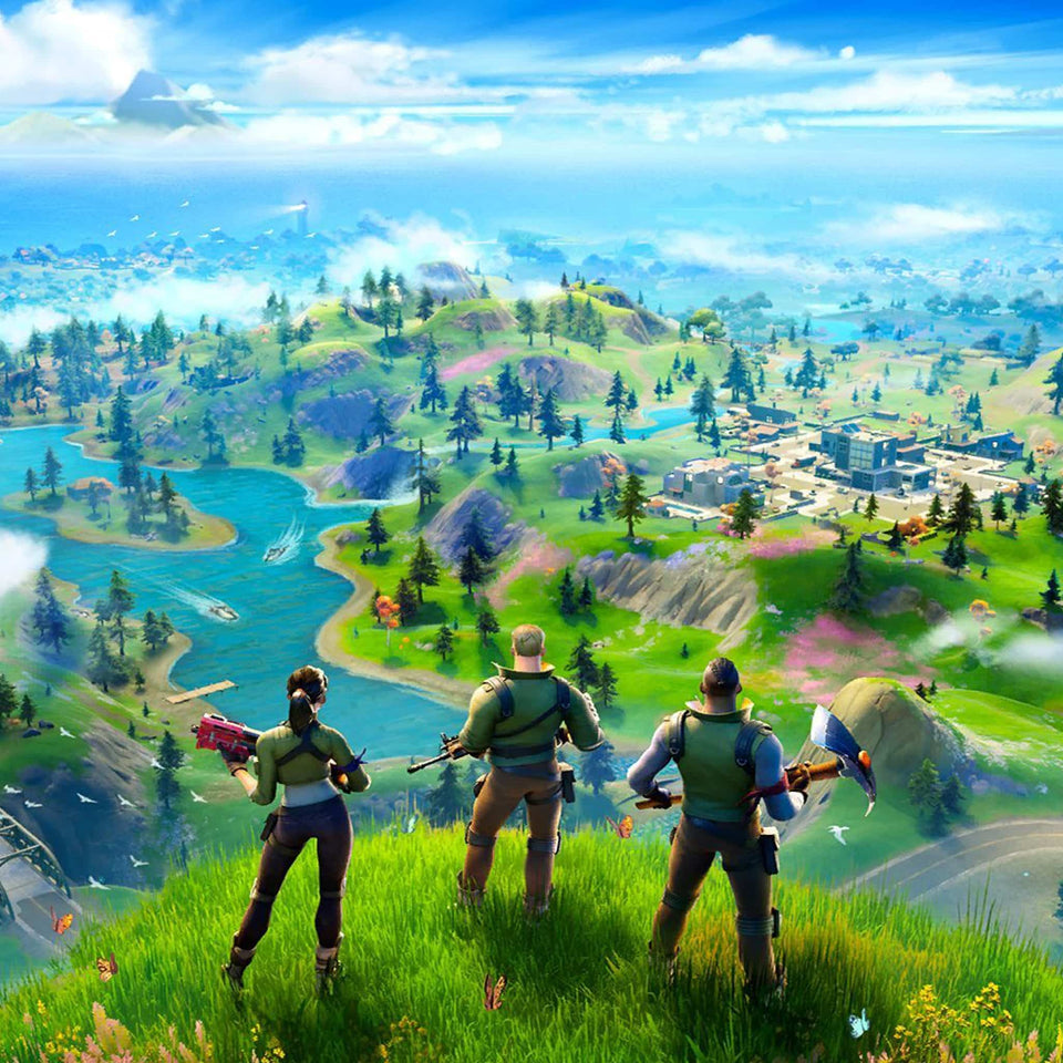 Fortnite Chapter 2 Is Here!