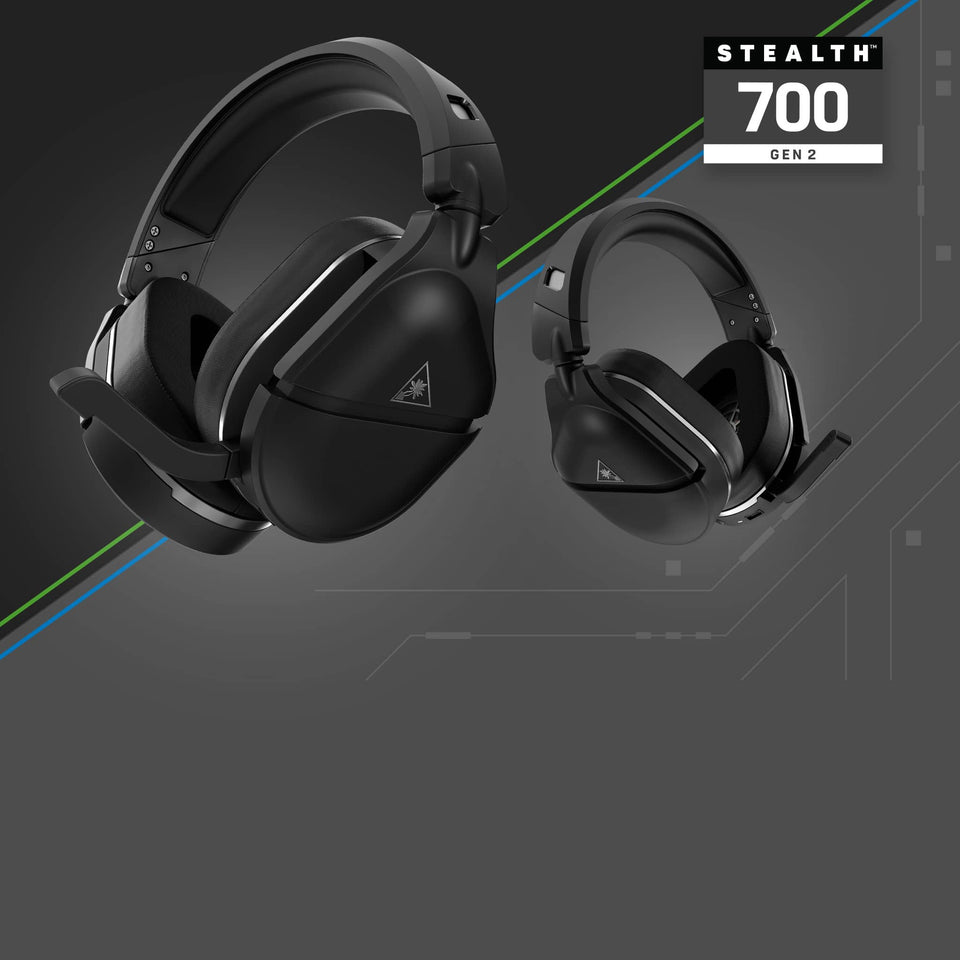 Available Now: The All-New Stealth 700 Gen 2 for Xbox Series X|S & Xbox One and PS5™ & PS4™