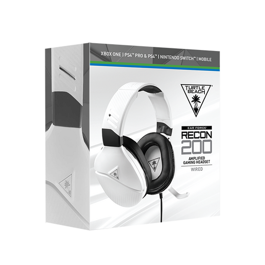Turtle Beach Product Package in Generic Grey