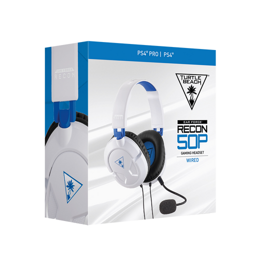Turtle Beach Product Package in Blue