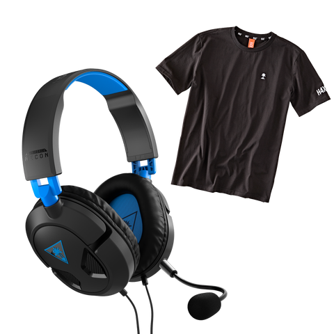 Recon 50P Headset - Sunset Tree T-Shirt Bundle
