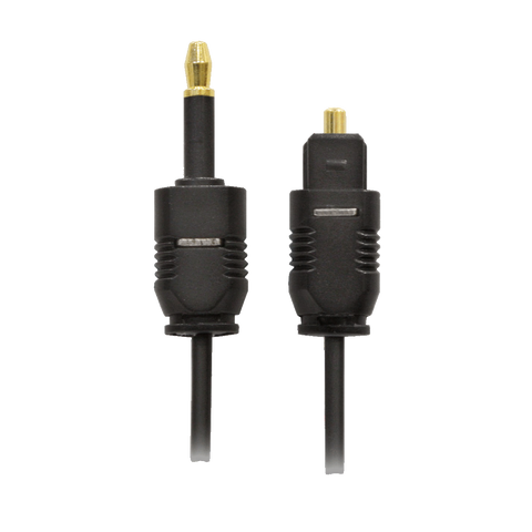 3.5mm Mini-Toslink Optical Cable
