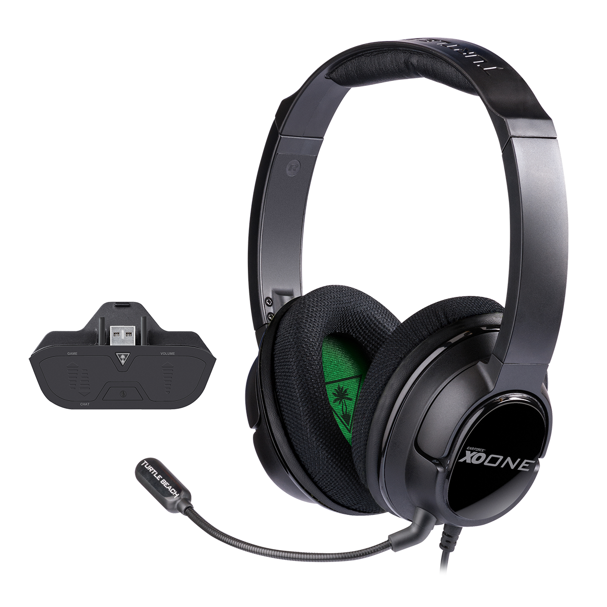 Green XO One Headset ...