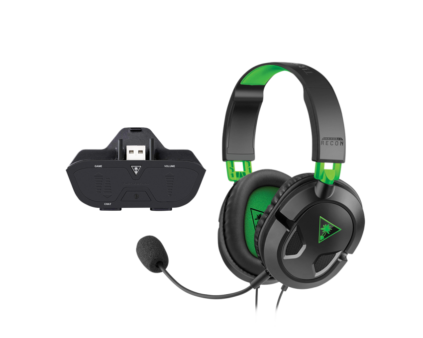 Recon 50X - Headset Audio Controller Plus Bundle
