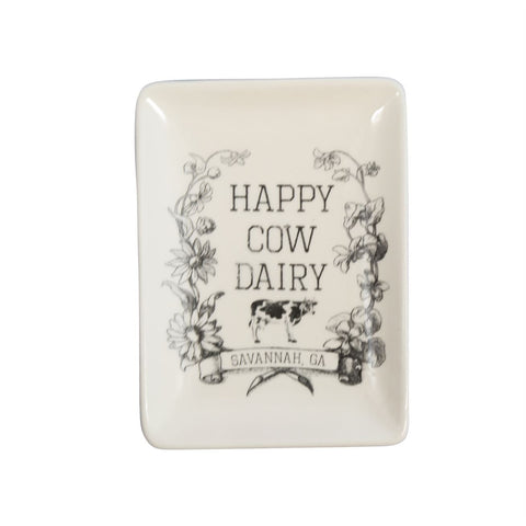 Happy Cow Trinket Dish