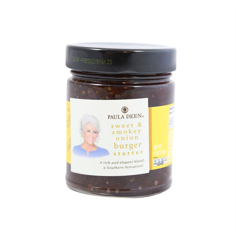 Paula Deen Sweet & Smoky Onion Burger Starters 11 oz